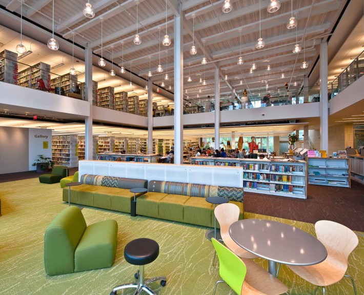 Kugler Ning Lighting | Plainsboro Public Library